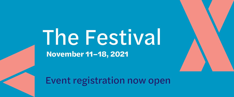 Event registration now open