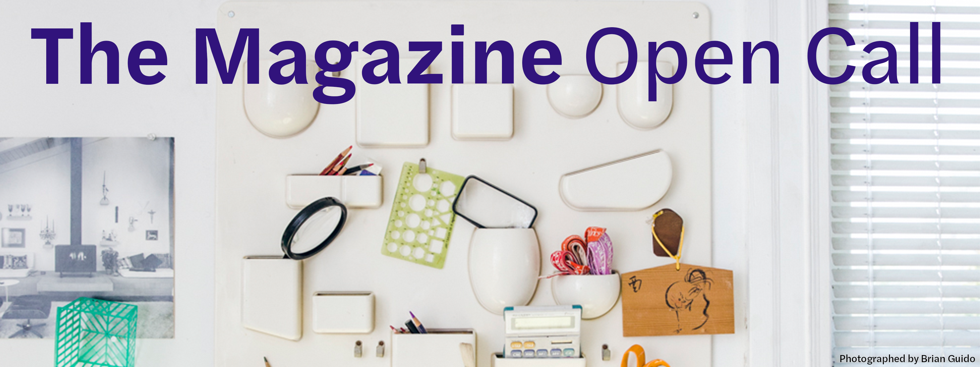 The Magazine Open Call