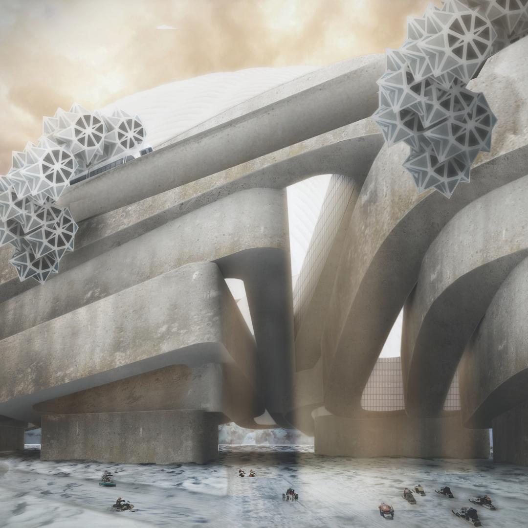 2100 A Dystopian Utopia by StudioTEKA