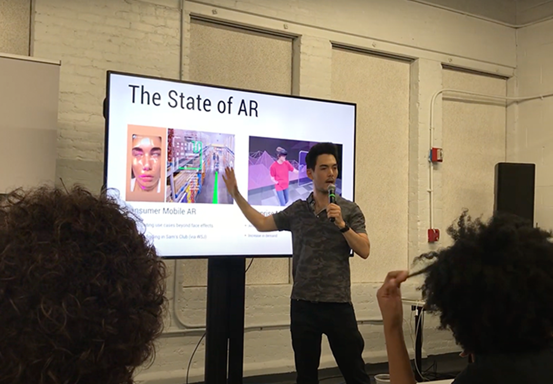 Human-Centered Design for AR & VR (Online Class)